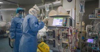 В Киеве двое людей вылечились от коронавируса