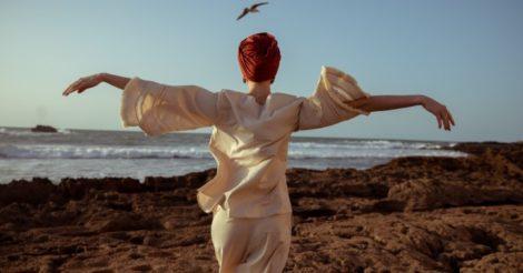 Съемки новой коллекции украинского бренда InsideU в Марокко