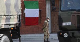 По всей Италии пройдет минута молчания в память жертв эпидемии