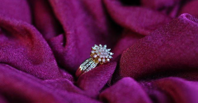 Кольца из золота: о выборе и драгоценных металлах