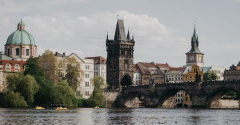 Мост через тишину: Чехия на карантине