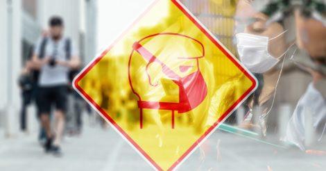 Китай закрывает границы для въезда иностранцев по действующим визам