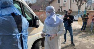 В Киеве зафиксировали случаи коронавируса