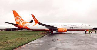 Обновление списка рейсов SkyUp для возвращения украинцев домой