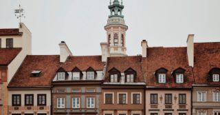 Коронавирус в Польше: Прямой репортаж из Варшавы
