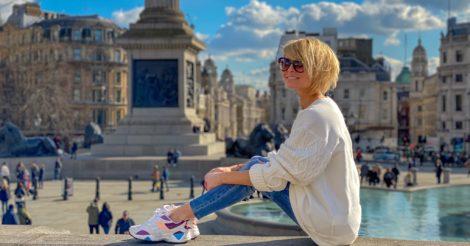 Телеведущая Евгения Шафранек: Из Латвии с любовью