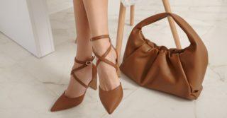 Новая коллекция обуви от бренда ESTRO