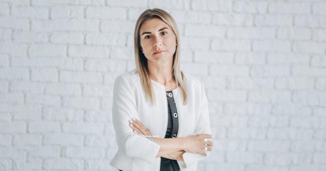 Ірина Титарчук про стереотипи щодо жіночого лідерства та підтримку жінок-підприємниць