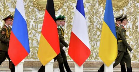 """Кулеба: главы МИД стран """"Нормандской четверки"""" проведут видеоконференцию на следующей неделе  30 апреля"""