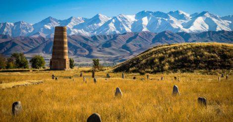 Прямой репортаж из Кыргызстана: Карантин, чрезвычайное положение, комендантский час