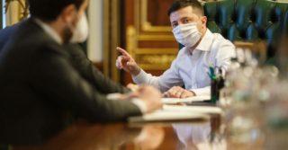 Владимир Зеленский подписал закон про Всеукраинский референдум