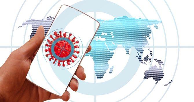 В Украине заработало приложение для контроля обсервации и самоизоляции