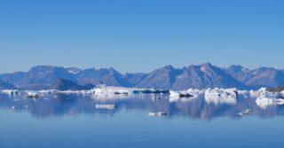 Ледники Гренландии тают с рекордной скоростью