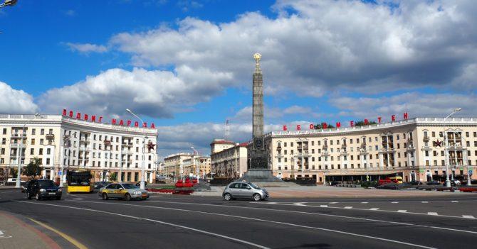 Что происходит в Беларуси, где не ввели карантин