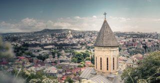 Грузия и коронавирус: Репортаж из Тбилиси