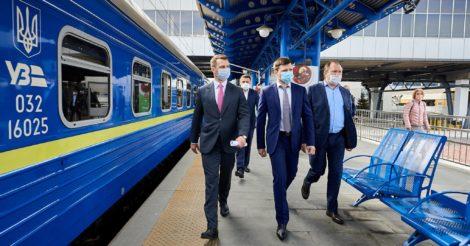 Новые санитарные правила в поездах