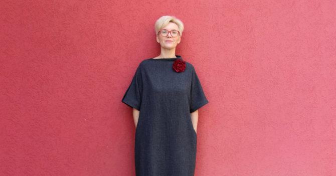 """Тетяна Трощинська: """"Щоб відчути себе вільною, починати потрібно не з іміджу"""""""