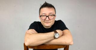 Письменник Дорж Бату про нову книжку, Моцарта і про значення музичних вподобань