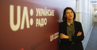"""Ірина Славінська: """"Я усвідомлюю власну відповідальність за кожне сказане слово"""""""