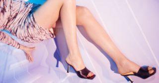 Новая коллекция модной обуви SS'2020 Miraton: женские босоножки на танкетке, платформе