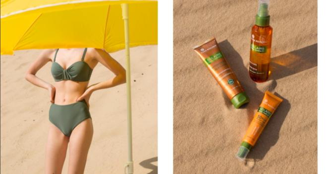 Опасности летнего солнца: Fox lingerie запустил спецпроект ко Дню санскрина