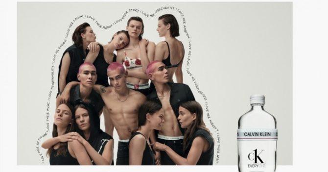 Calvin Klein выпустили парфюм согласно экологичным нормам