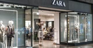 Zara закрыли тысячи магазинов по всему миру