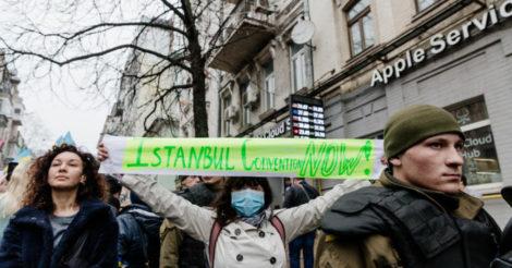 Владимир Зеленский ответил на петицию о ратификации Стамбульской конвенции