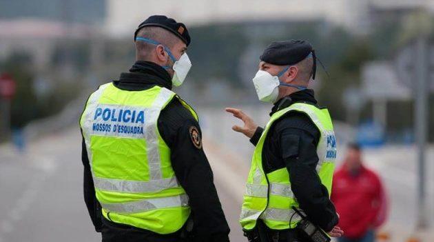 В Испании ввели штраф за отсутствие масок