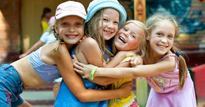 Детские лагеря будут закрыты до июля