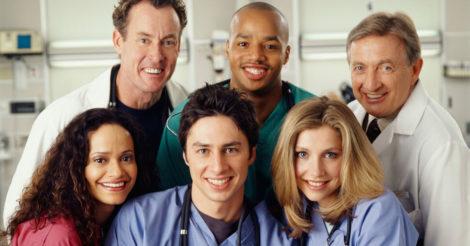 """Из сериала """"Клиника"""" удалили 3 серии из-за расизма"""