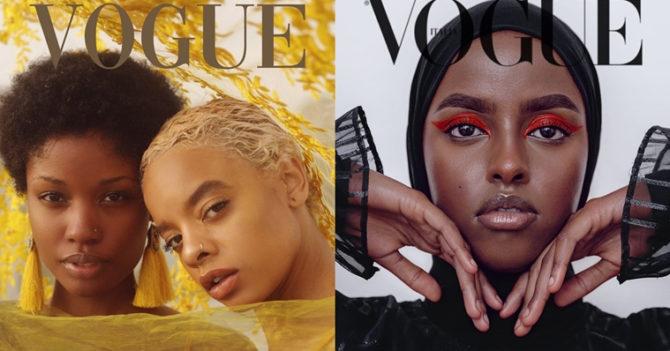 Что такое #VogueChallenge и почему они это делают?