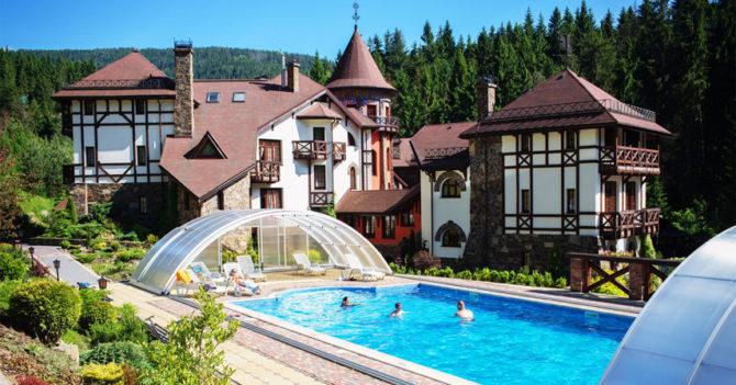 Отели и санатории в Украине будут работать с 10 июня