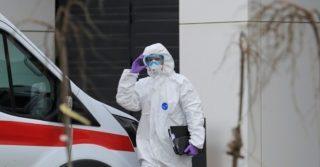 Количество зараженных COVID-19 в Украине увеличивается