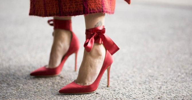 Проект Кешер запустил инициативу #RedShoes