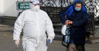 В Киевском монастыре вспышка коронавируса