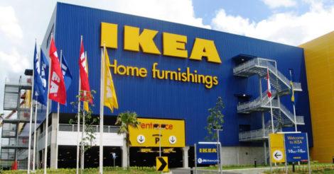 Французскую IKEA обвинил в шпионаже за сотрудниками