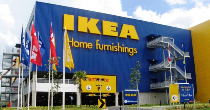 Earthsigh утверждает, что IKEA продает мебель из незаконной срубленной в Карпатах древесины