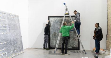Мистецький арсенал приглашает на первую выставку после карантина