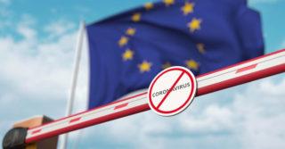 1 июля Евросоюз разрешил въезд гражданам некоторых стран