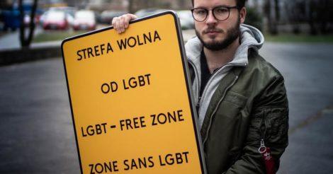 """В Польше утвердили резолюцию о """"свободных зонах от ЛГБТ"""""""