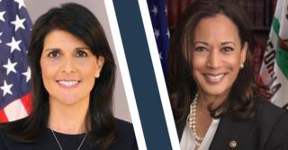 Кто из двух: Одна из двух женщин индо-американок может в 2020 году занять пост вице-президента США