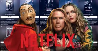 ТОП 10 фильмов и сериалов на Netflix, которые больше всего смотрят в Украине