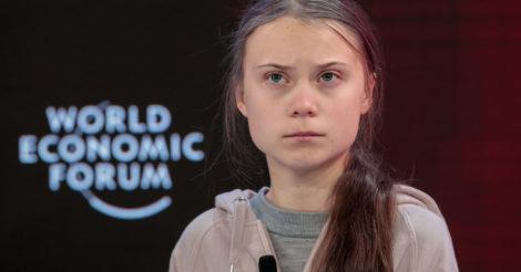 Грета Тунберг получила премию Португальского фонда Гюльбенкяна и миллион евро