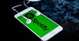 Spotify официально заработал в Украине