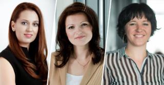 Женщины, финансы, аудит: Три истории успеха