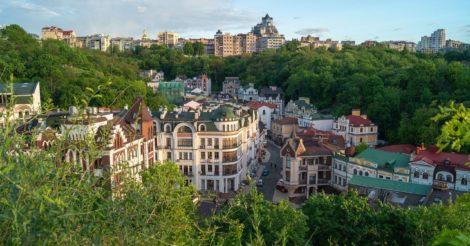Куда поехать на выходные из Киева, чтобы перезагрузиться