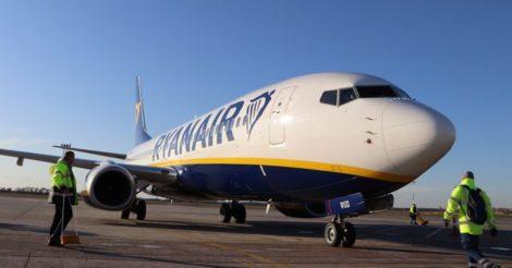 5 новых маршрутов из Украины в Италию от Ryanair