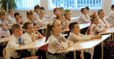 Русские школы теперь будут на украинском языке