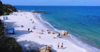 На Одесских пляжах не рекомендуется купаться